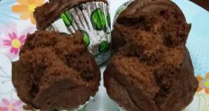 Bolu kukus mekar cokelat tanpa mikser