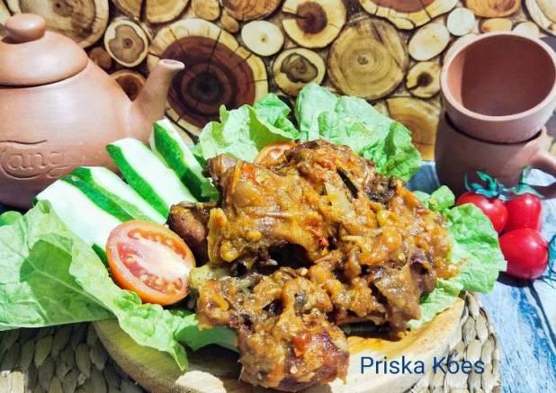 Ayam Goreng Sambal Cobek
