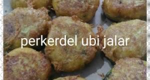 Perkedel Ubi Jalar