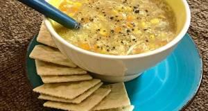Chicken-corn Soup