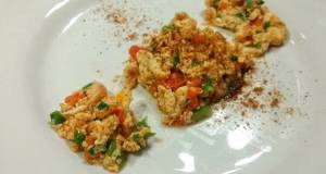 Tommato egg ala hongkong (tumis telur tomat)