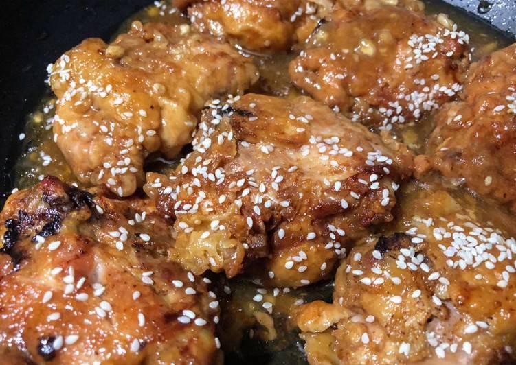 , Recipe: Tasty Chinese Honey Chicken