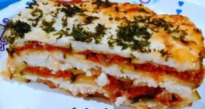 Zucchini Lasagna Gaya Ndi (Zucchini #4)