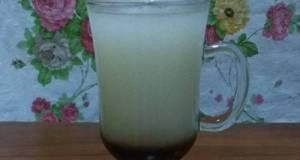 Air tajin (air rebusan beras)