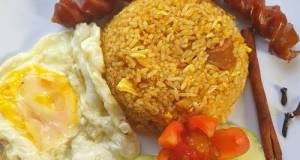 Arabian Fried Rice