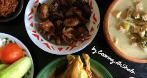 Ayam Ingkung Pedas