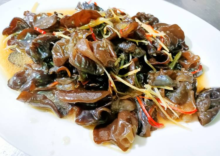 Jaya青農主廚 發表的 夢幻醋涼拌木耳 食譜 - Cookpad