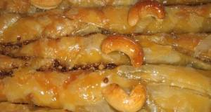 Choco mede baklava ala chef hanan💙