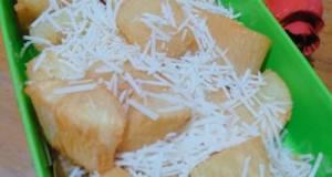 Singkong keju