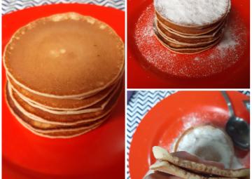 Resep Pancake Paling Mudah