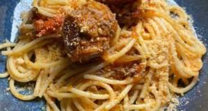 Spagethi Meatball