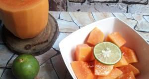 Pepaya jeruk nipis