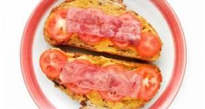 Bacon & Tomato Toastie