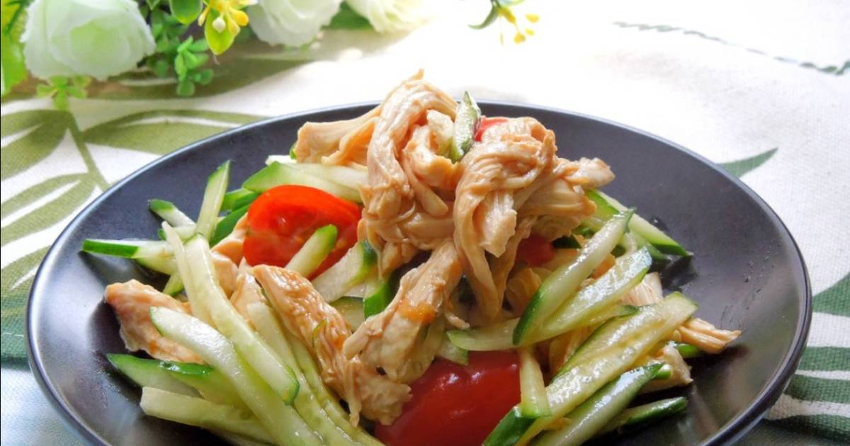 79 篇超簡單又美味的 水煮 雞胸肉 家常做法通通免費看! - Cookpad