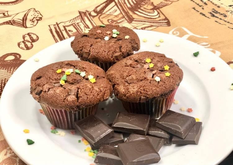 Muffins au Nutella - recette facile