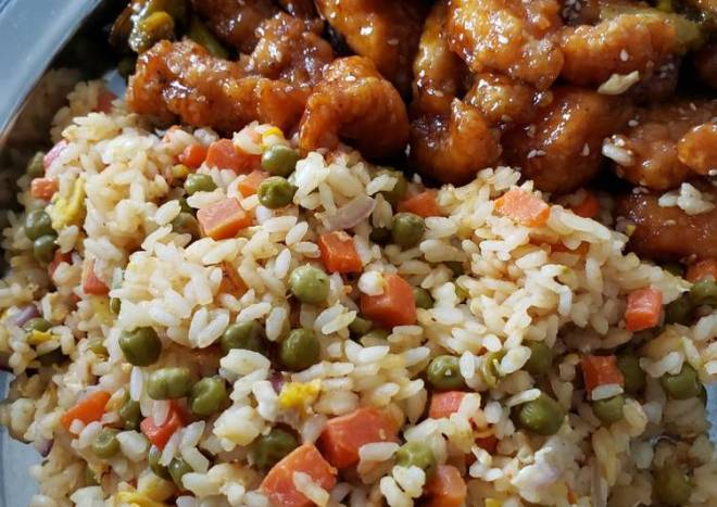 Sultan fried rice