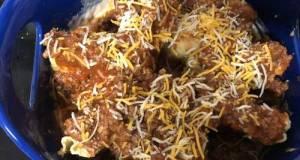 Air Fryer Lasagna Fritas