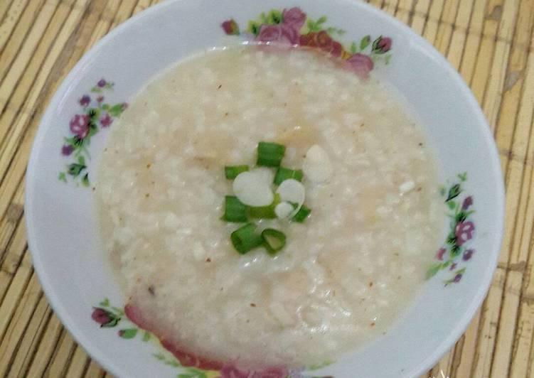 Chicken Congee alias Bubur Ayam