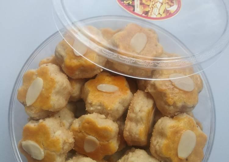 Kue kacang yummy