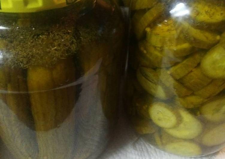 Real Dill Pickles