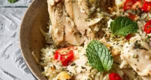 One pot chicken n rice