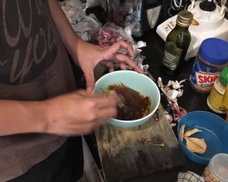 Bakso Bakar Malang