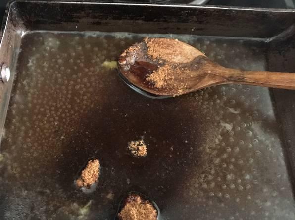 Pisang gapit /bakar Teflon