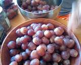 Homemade Grape Juice