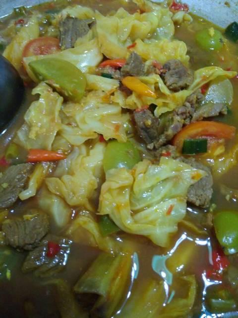 Tongseng Daging Sapi Tanpa Santan : tongseng, daging, tanpa, santan, Resep, Tongseng, Daging, (tanpa, Santan), Remas.nu