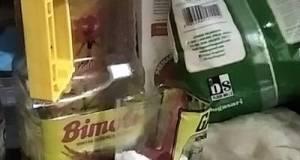 Jamur Crispy Garing