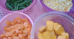 Sayur Santan Labu Kuning