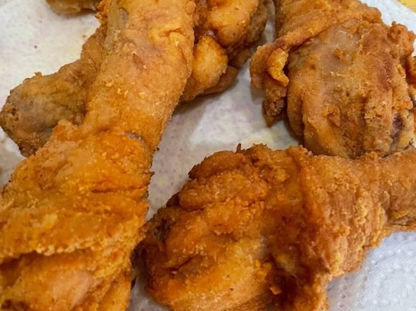 Ayam Goreng Tepung Super Crispy