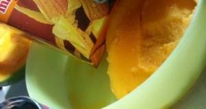 Mango Silky Pudding