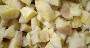 Raw Banana Stir Fry