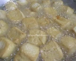 Tahu Susu Homemade