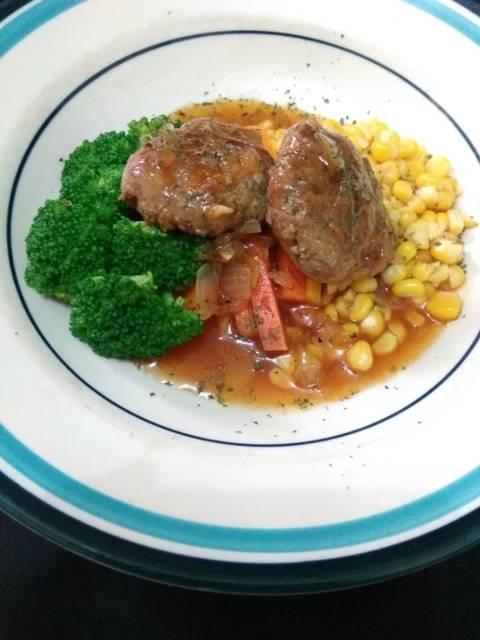 Bumbu Bistik Daging : bumbu, bistik, daging, Resep, Bistik, Daging, Giling, Goreng