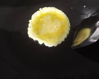 Tumis Oyong Telur Simple