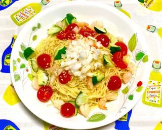 Tomato Cold Noodle