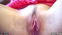 Creampie for cute girl