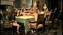 Bokep Vintage orgy compilation
