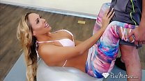 Bokep Busty Milf Tegan James fucked during her yoga session-www.sexxycamz.com