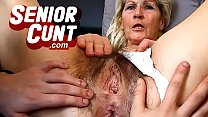 Milf Greta and her aged cunt in great POV details