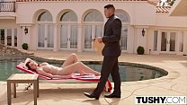 Bokep TUSHY High End Dancer Gives Ass To Rich Client