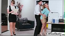 Hardcore Bang With Horny Big Tits Office Girl (Natasha Nice) video-19