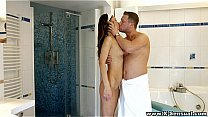 Bokep X-Sensual - Fresh and hot after taking a shower