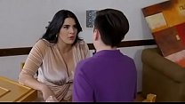 Black hair mother What is the name of this movie?What is the name of the actress