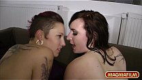 MAGMA FILM Freakish hot Threesome