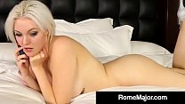 Jenna Ivory loves Rome Major's Big Black Dick in her Tight White Cunt & uses her Sloppy Saliva filled mouth to take a big load! Full Video & See Me Fuck Chicks @ RomeMajor.com!