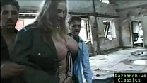 Bokep BBW Fat police cop gangbang from Kazaa and Limewire