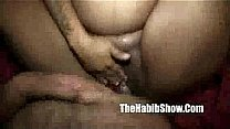 black licks : 9 month pregnant latin and black pussy she loves the nut